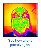 aliens perceive you!