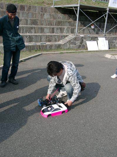 ビギナーC優勝!Aki 2
