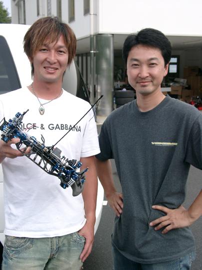 正美さんと海野さん 1