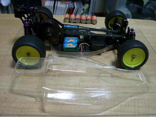 レーザーZX-Sボディ 1