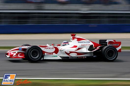 SA06-ドイツGP予選 1