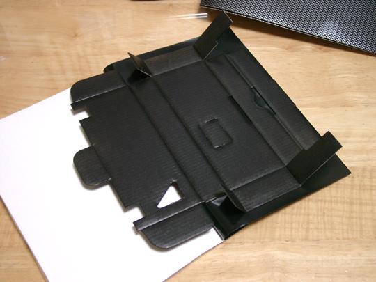 カーボンバッテリーケース 8