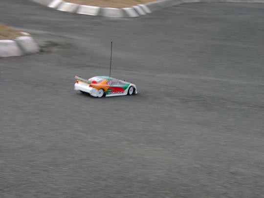 2006.11.12第10戦JUN走る