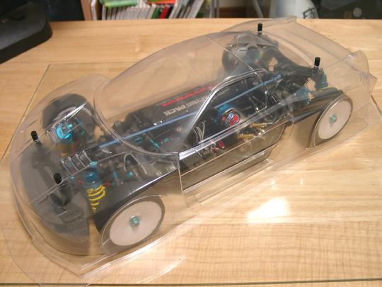 TA05用NSX2005 3