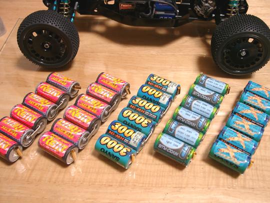 ダーク用バッテリー 1