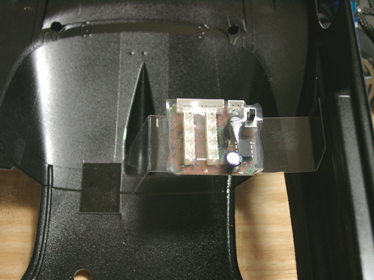 電飾ユニット低重心化 1