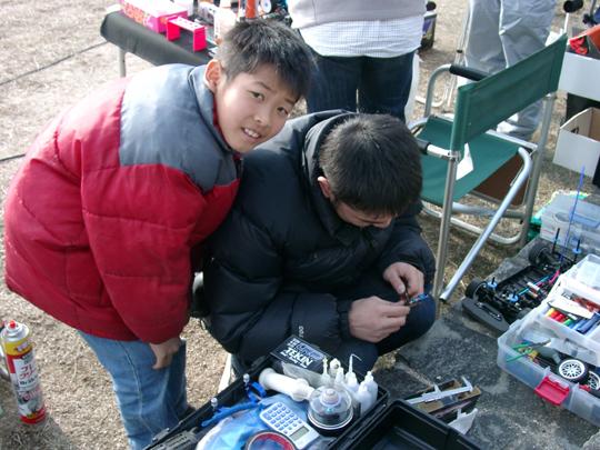2006.12.31うっさんデビュー1