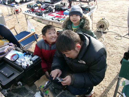 2006.12.31ともくん&OH!月Jr.