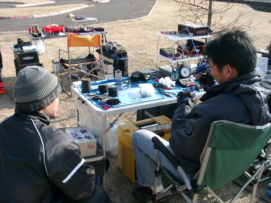 2006.12.31M原さん&Aki