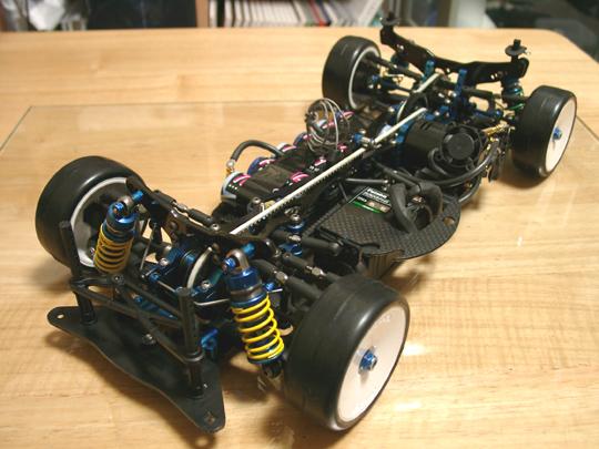 2007.1.7BDボディ製作1