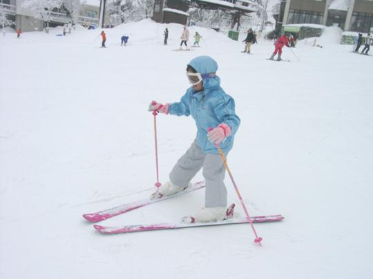 2007.1.27大山スキー 1