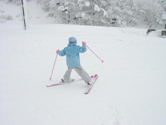 2007.1.27大山スキー 2