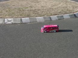 2007.1.29ラブワゴンが走る!