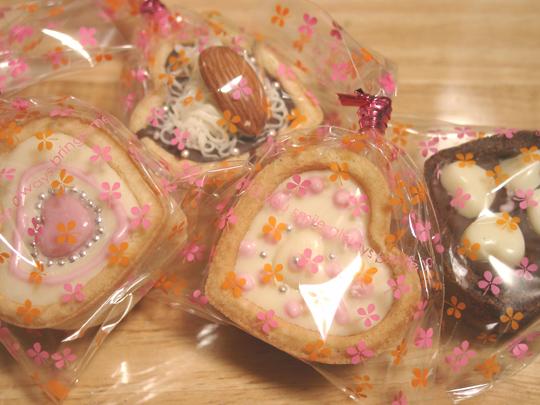 バレンタイン手作りチョコ 2