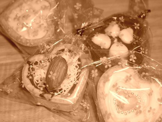 バレンタイン手作りチョコ 3