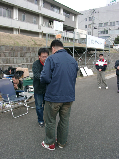 2007.2.18JUNくん卒業式