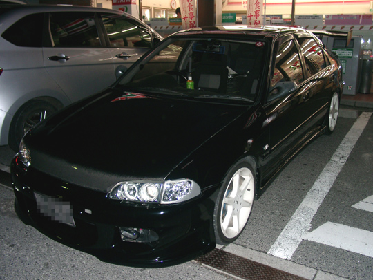 2007.2.27タイヤ購入 1