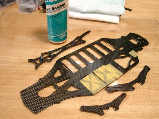 2007.3.26カーボン材耐UV処理