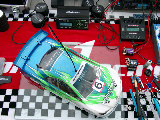 2007.4.8WAKO-CUP第4戦