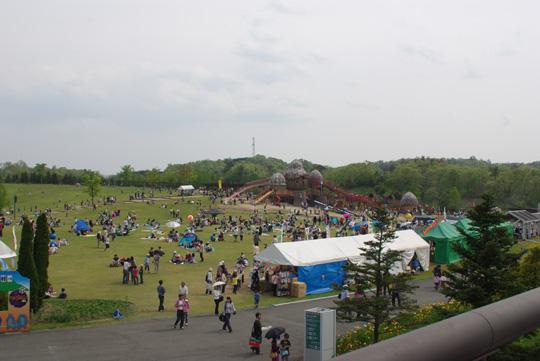2007.5.3備北丘陵公園 1