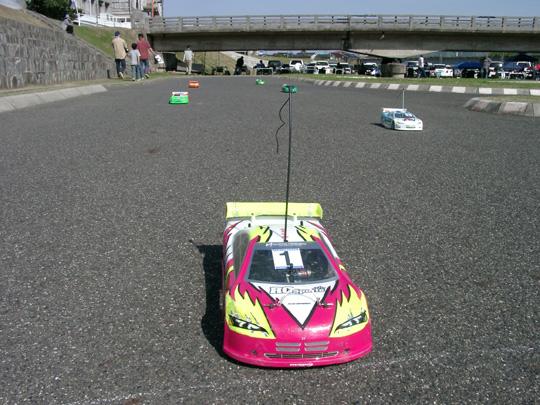 2007.5.13ビギナーA決勝