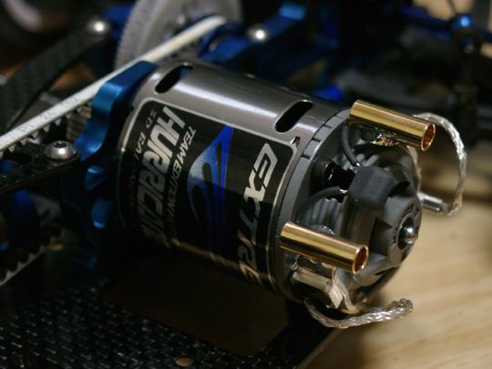 2007.7.5新型モーター 1