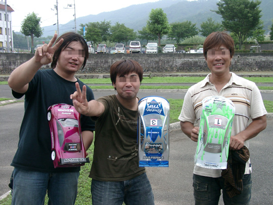 2007.7.22スポーツTOP3
