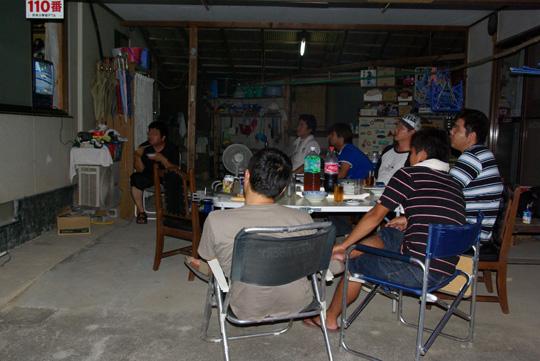 2007.8.21こやす邸BBQ 2