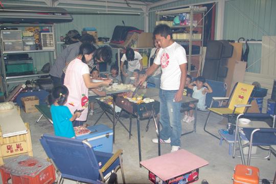 2007.9.26うっさん邸 3