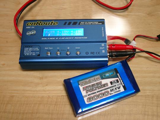 2007.10.28バランス充電 1