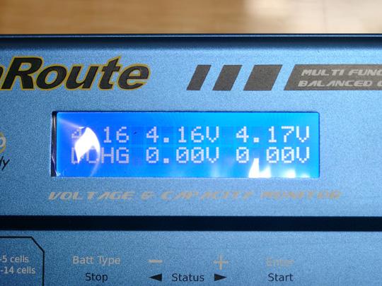 2007.10.28バランス充電 2
