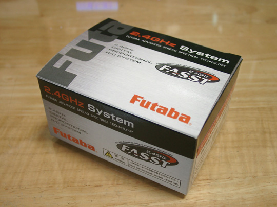 2008.1.22フタバ2.4GHz 1