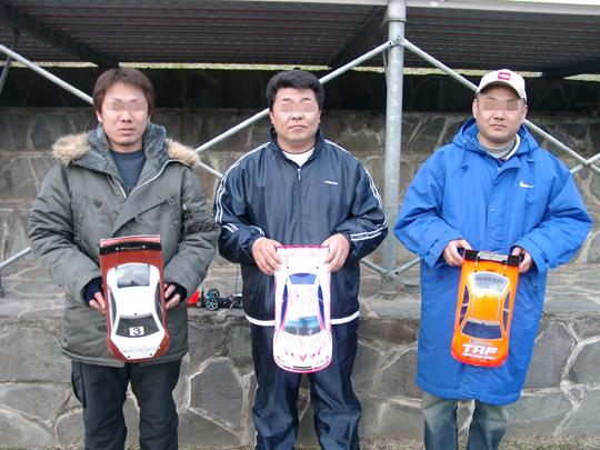 2008.1.27POM開幕戦 2