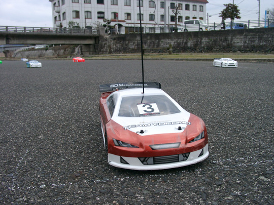 2008.1.27POM開幕戦 3