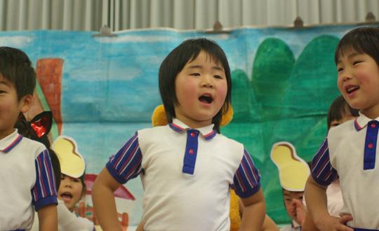 2008.2.3真由お遊戯会 2