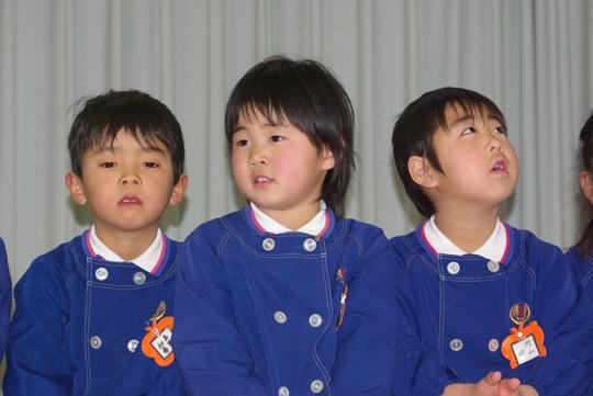 2008.2.3真由お遊戯会 4