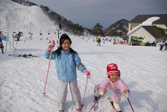 2008.3.2大山スキー 0