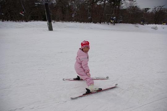 2008.3.2大山スキー 3