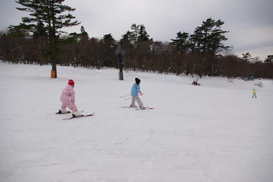 2008.3.2大山スキー 5