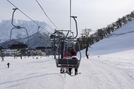 2008.3.2大山スキー 8