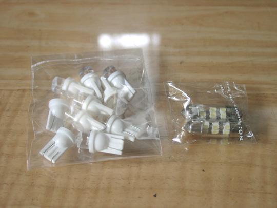2008.4.10ルームランプLED 1