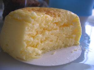 スナッフルズのチーズオムレット3