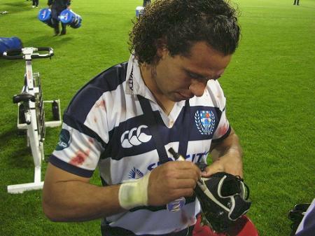 Air NZ Cup Final '07