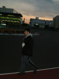 走る石井剛選手2