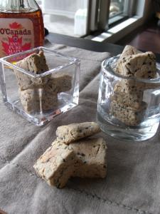 そば粉とおからのクッキー