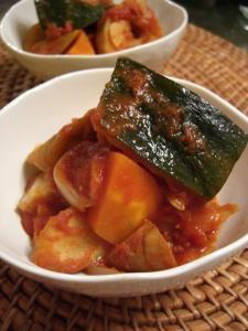 根菜のラタトゥュ