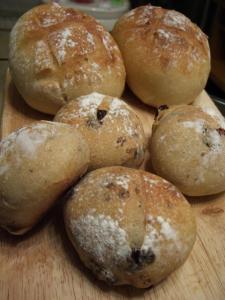 天然酵母パン