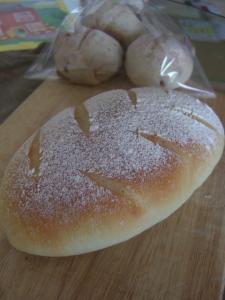 白神こだま酵母パン