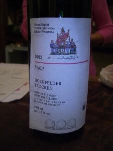 試飲ワイン