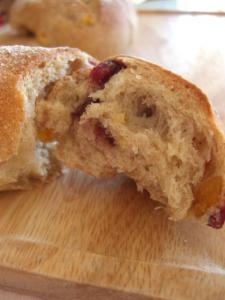はっさくピールパン2